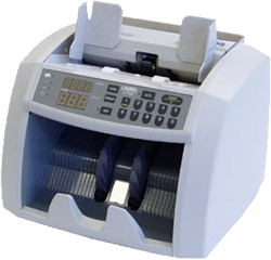 Laurel j-700 Series Currency Counter